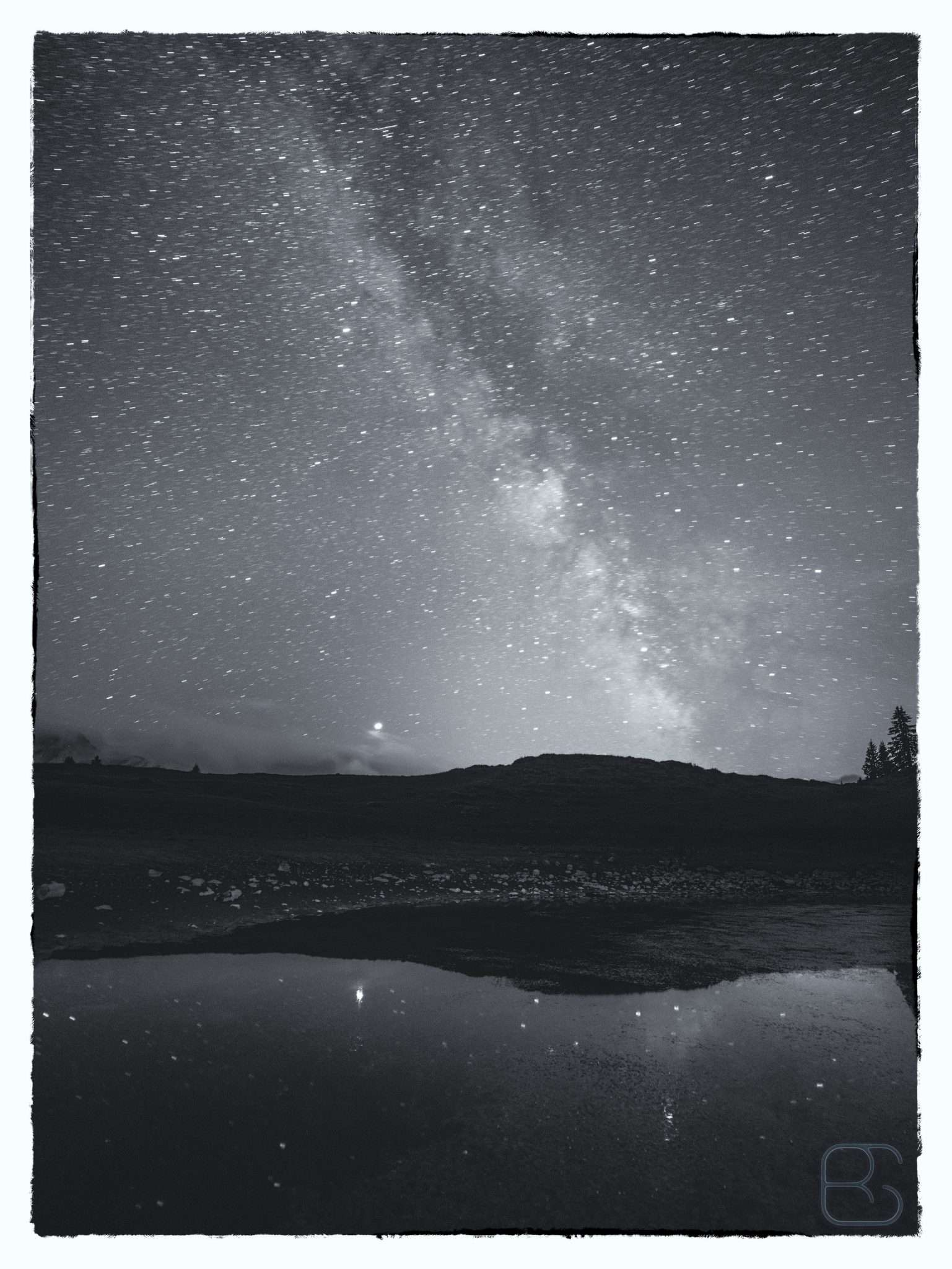 An other night at the Prätschsee